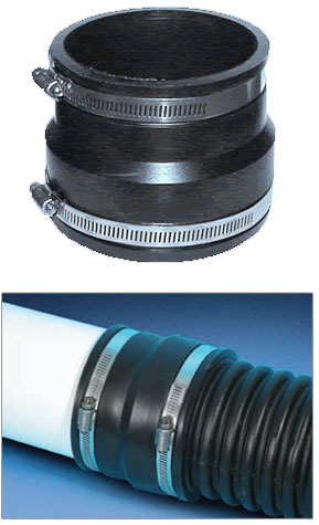 Fernco Corrugated Pipe Couplings | Fernco - US