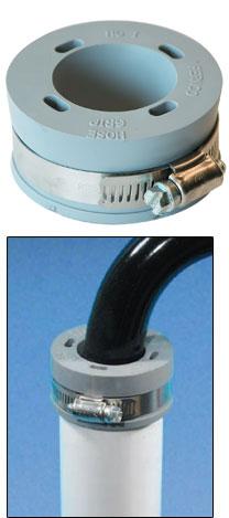 washing machine drain hose adapter