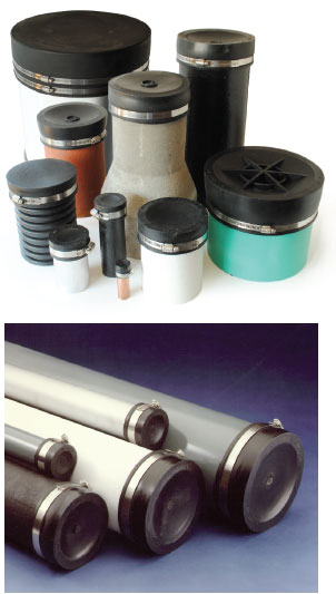 Corrugated Drain Pipe To Pvc Drain Pipe Coupling