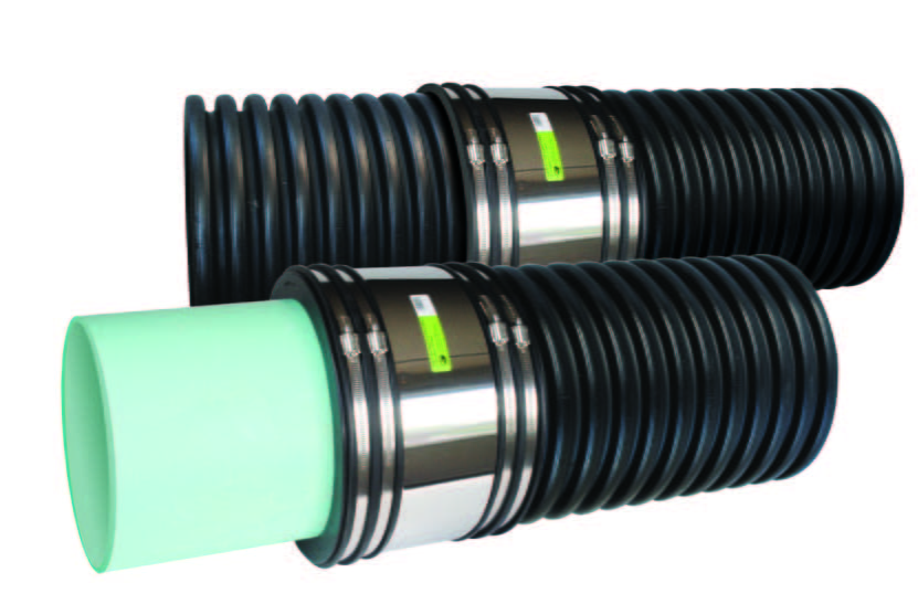 Htrc Corrugated Pipe Flexible Coupling