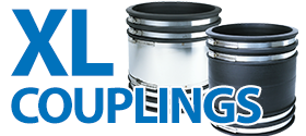 Fernco XL Couplings