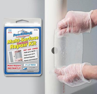 Plumbing Pipe Leak Epoxy Patch | Fernco - US