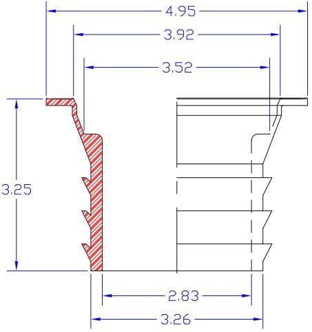FTS-4CF part print